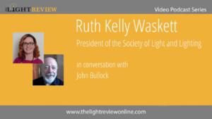 Ruth Kelly Waskett in conversation