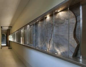 JPLD - Oxford St Johns - Otranto Passage Glass Tapestry