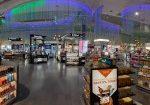 Aurora Borealis, Stockholm International Airport Arlanda