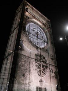 Kirkstall Bridge Clock Tower