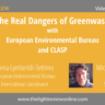 The Real Dangers of Green Wash