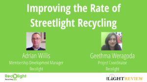Improving the Rate of Streetlight Recycling